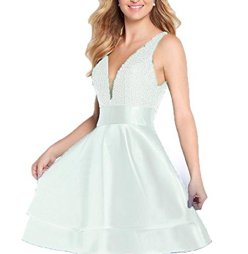 oscar white dress - 7