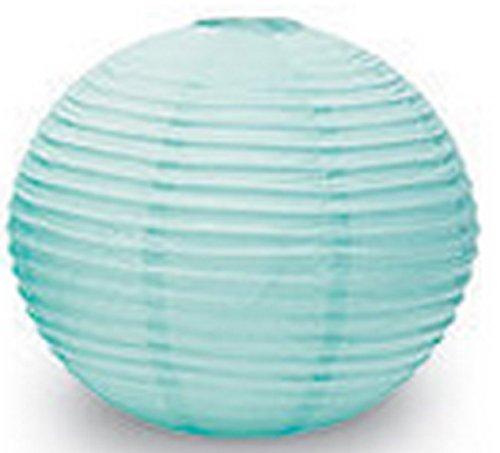 Chinese-lanternsAnleolife-Blue-Paper-Lanterns-Decorative-8-inchWedding-Lanterns-10pcs-Assorted-Color-light-blue-8