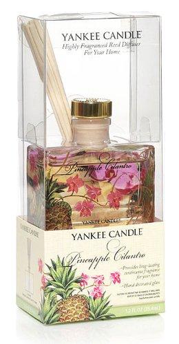 格安 Yankee Yankee Candle Pineapple Cilantro Mini Reed FL Diffuser 1.2 FL Pineapple OZ B004V3IR98, bagger jack design:1f295801 --- martinemoeykens.com