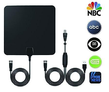 Review HD Digital TV Antenna