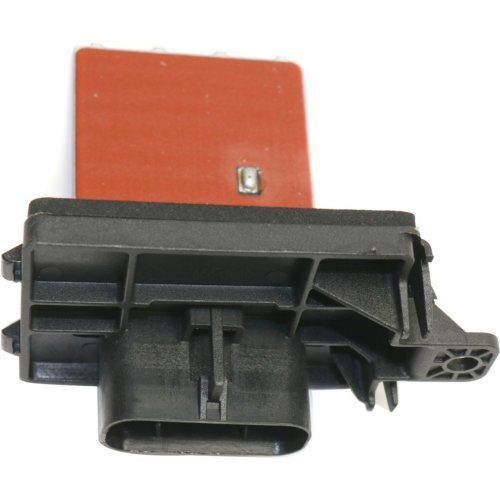 Blower Motor Resistor compatible with DODGE RAM FULL SIZE PICKUP 09-15 4 Blade Terminals