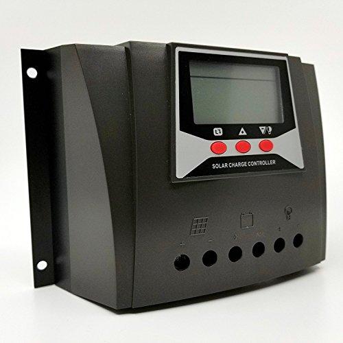 Solar Charge Controller (50A, 12V/24V/36V/48V) by anancooler