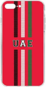 Switch iPhone 7 Plus Clear Case UAE National Day - UAE Team 2