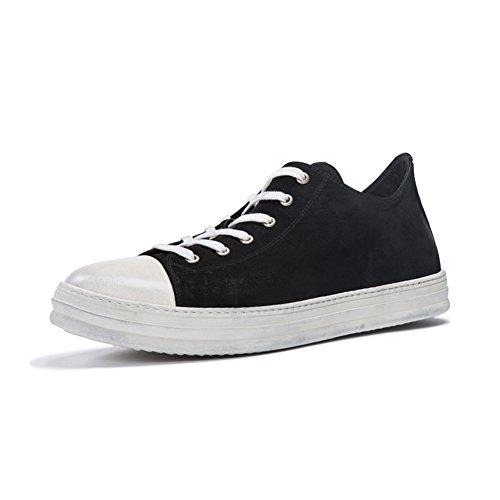 vintage chaussures mode masculine/ Chaussures d'hommes hiver Gao Bangchao/Loisir avec des chaussures de grande aide A XULNkJriTe