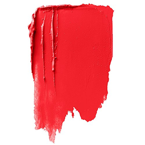 NYX PROFESSIONAL MAKEUP Extra Creamy Round Lipstick - Fire, Fire-Engine Blue-Toned Red