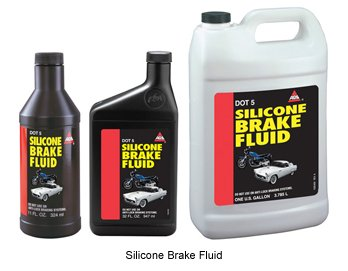 AGS SBF12 Brake Fluid Bottle
