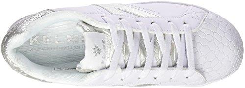 Kelme K-Legend, Women's Sneakers White / Silver