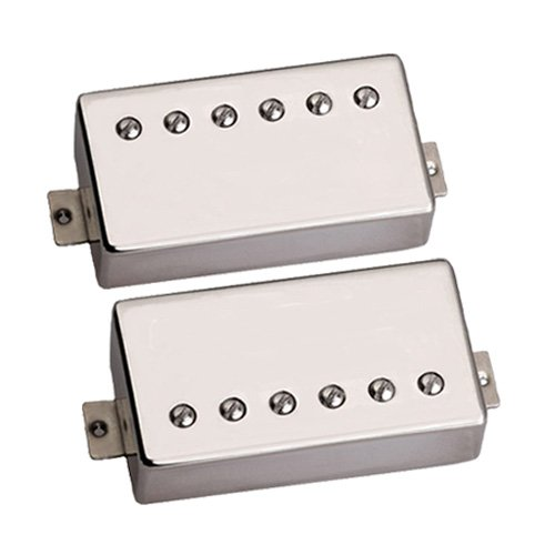 - Tonerider Alnico II Classic Vintage Humbucker set nickel AC2 neck & bridge NEW