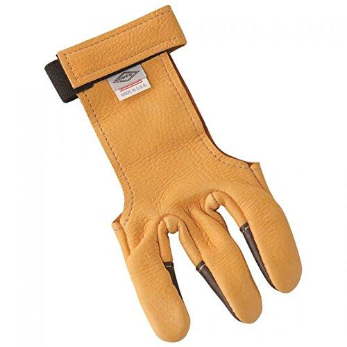Br &Nameinternal Br &Nameinternal DG-1 Deerskin Glove Small, Tan