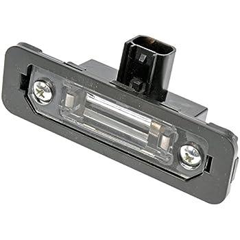 Amazon Com Dorman Help 68180 License Plate Light Lens
