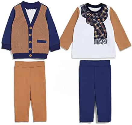 0689f83d5b20 Shopping Browns - Pant Sets - Clothing Sets - Clothing - Baby Boys ...
