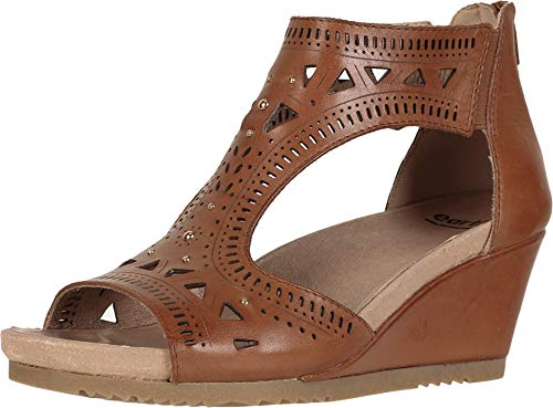 Earth Shoes Attalea Barbuda Women's Sand Brown 7 Medium US