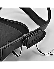 Oculus Quest Earphone/Headphone Cable Tidy/Holder : Black