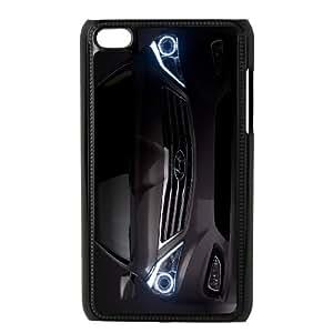 Hyundai iPod Touch 4 Case Black L0535223