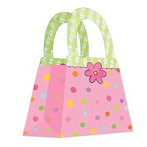 Polka Dot Treat Bags (4 count)
