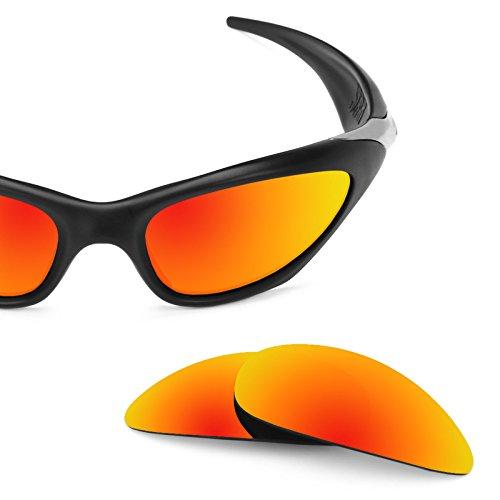 Verres de rechange Revant pour monture Oakley Scar4 Combo Pack de paires K018