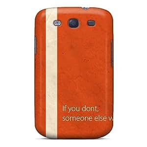 Fashion PvzuT3027yzTqN Case Cover For Galaxy S3(if You Dont)