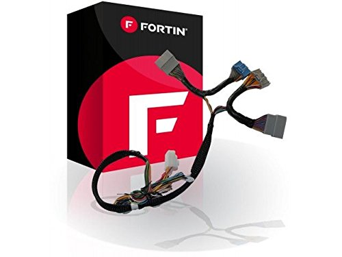 Fortin THAR-ONE-HON3 T-harness for remote start data modules for Select Acura and Honda push-to-start vehicles with EVO-ONE Fortin module.