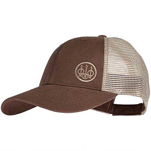 Beretta Cap (Beretta Trident Trucker Hat, Green/Khaki)