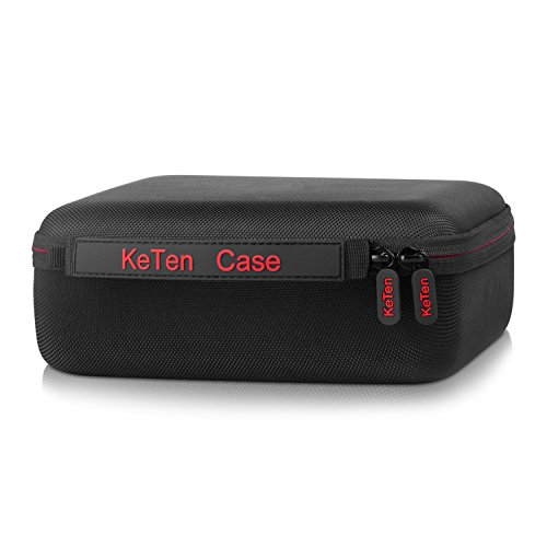 SNES Classic Case, Keten Deluxe Travel Carrying Case for SNES Classic Edition(2017), Fits for 2 Controllers and HDMI Cable, Perfect for Super NES Classic Mini Photo #4