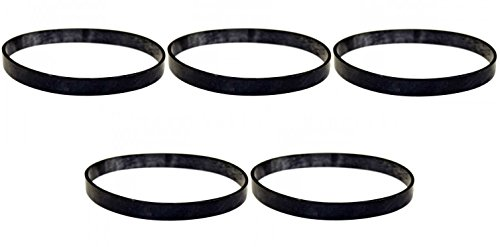 Vacuum Cleaner Belts for Fantom Thunder 71023 5 Belts ()