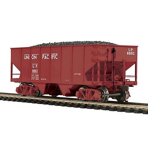 Ho 55-ton Twin Hopper   UP # 88812