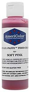 Cake Art - Gel Paste 4.5 OZ Soft Pink