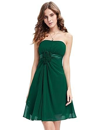 HE03538GR06, Green, 4US, Ever Pretty Cheap Dresses Plus Size 03538