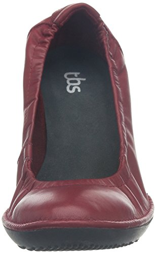 2736 Donna F7004 Rouge TBS Rosso Tacco Scarpe col Pomp FRIMMA 87Rawv