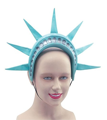 - Bristol Novelty BA678 Statue of Liberty Headband, One Size