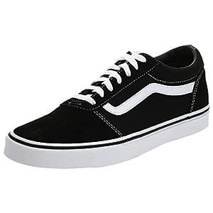 Vans Ward Suede/Canvas, Sneaker Homme