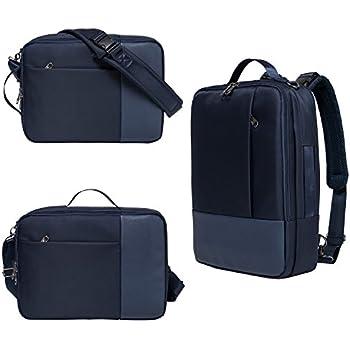 Amazon.com: Riavika 3-Way Convertible Laptop Backpack