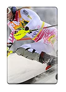 New Fashion Premium Tpu Case Cover For Ipad Mini/mini 2 - Ski Sports Competition