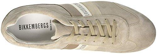 Bikkembergs  Springer 99, Sneakers basses homme - blanc - Beige (taupe), 46 EU EU
