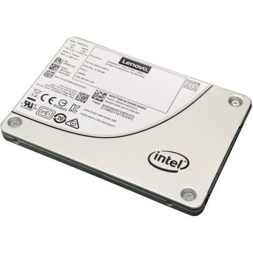 SSD : Lenovo 7SD7A05742 Thinksystem 2.5 Inch Intel S4500...