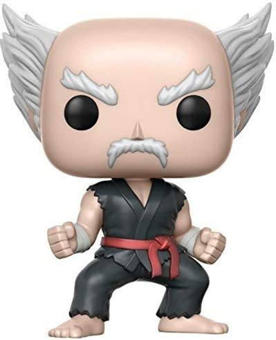 Image of POP! Vinilo - Games: Tekken: Heihachi