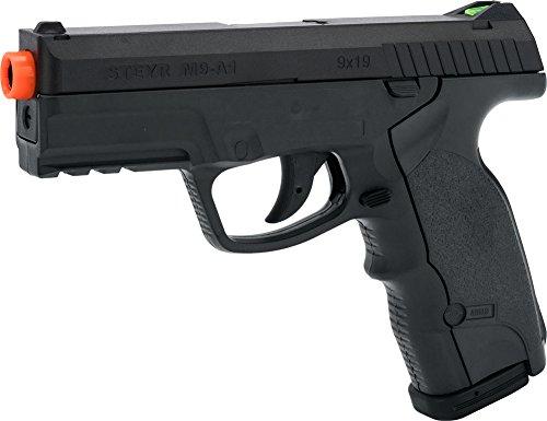 Airsoft Flash Hider (Evike - ASG Steyr M9A1 Non-Blowback Pistol (Color: Black))