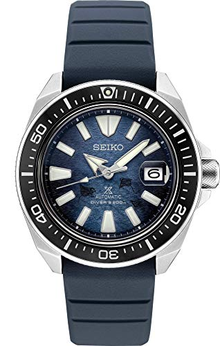 Seiko Prospex Special Edition SRPF79 Blue Silicone Automatic Diver's Watch