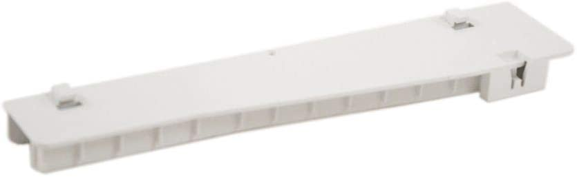 242079402 Refrigerator Crisper Drawer Track Genuine Original Equipment Manufacturer (OEM) Part