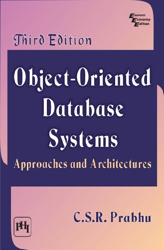 Download Object-Oriented Database Systems: Approaches and Architectures Pdf
