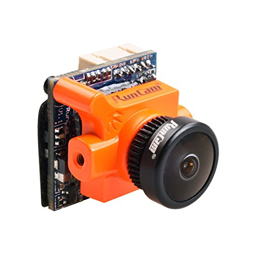RunCam Micro Swift 2 FOV 160° 2.1mm Lens CCD FPV Camera for Drone Quad - Orange