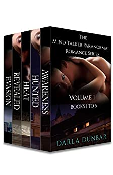 The Mind Talker Paranormal Romance Series - Vol. 1, Books 1 to 5 by [Dunbar, Darla]