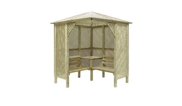 Valencia diseño de madera para jardín fixthedrip Arbour ...