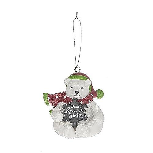 sister christmas ornaments under 10 dollars amazon com