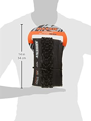 Maxxis Ardent EXO TR Tire - 29in Skinwall, Dual Compound, 29x2.4