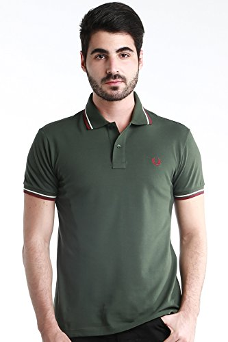 Fred Perry Polo Top - 4