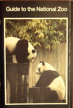 Guide to the National Zoological Park (Smithsonian Institution)