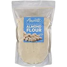 Amoretti Premium Blanched Almond Flour, 3 Pound