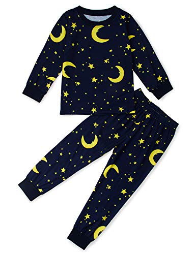Boys Loungewear - Girls Loungewear Size 8,Big Boys GirlsNight Sleep Style Slim Fit Comfy Pajamas Tops Pajamas Party Novelty Spring Costume Navy Size 9