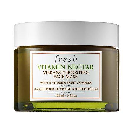 Fresh Vitamin Nectar Vibrancy-Boosting Face Mask 3.3 - Nectar Shades